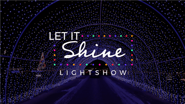 Let It Shine | Drive Thru Lightshow