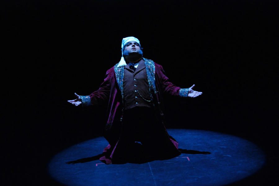 "COD College Theater: ""A Christmas Carol"" by Charles Dickens, adapted by William J. Norris"