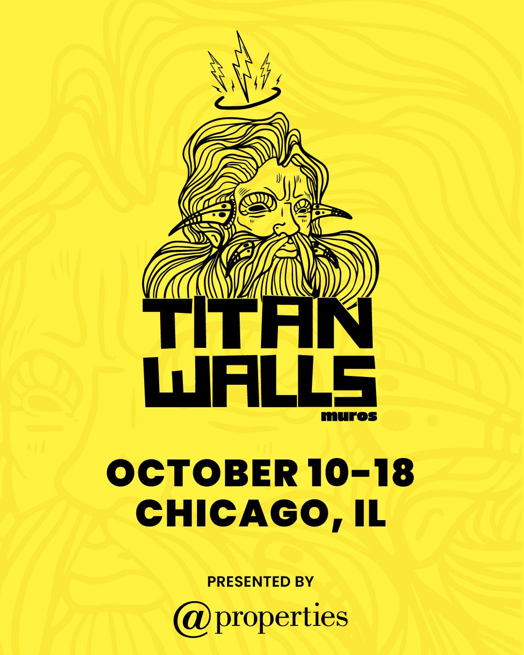 Titan Walls Festival: Closing Event