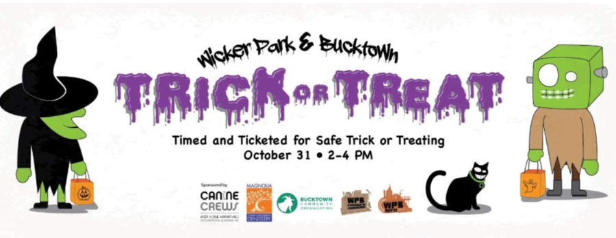 Wicker Park & Bucktown Socially Distanced Trick-or-Treat Event