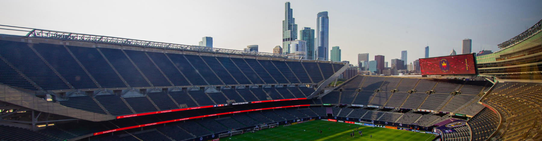 Chicago Fire Football Club comes home