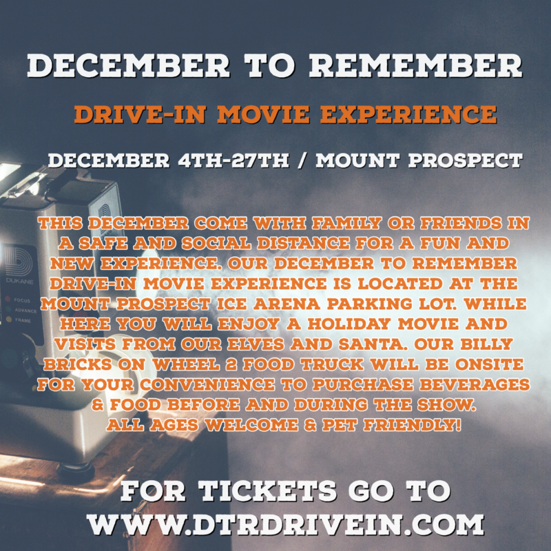December to Remember Drive-In Experince