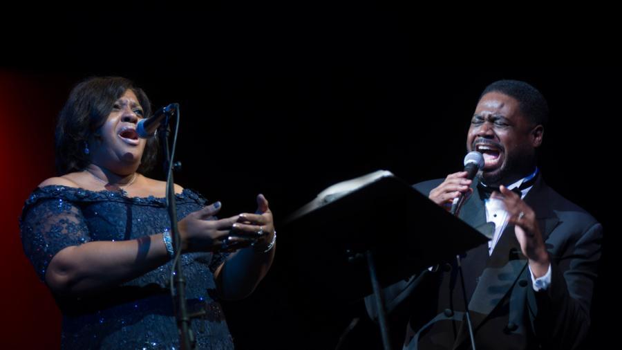 A Holiday Concert with Alfreda Burke & Rodrick Dixon