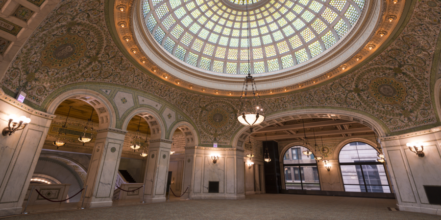 Chicago Cultural Center Video Tours