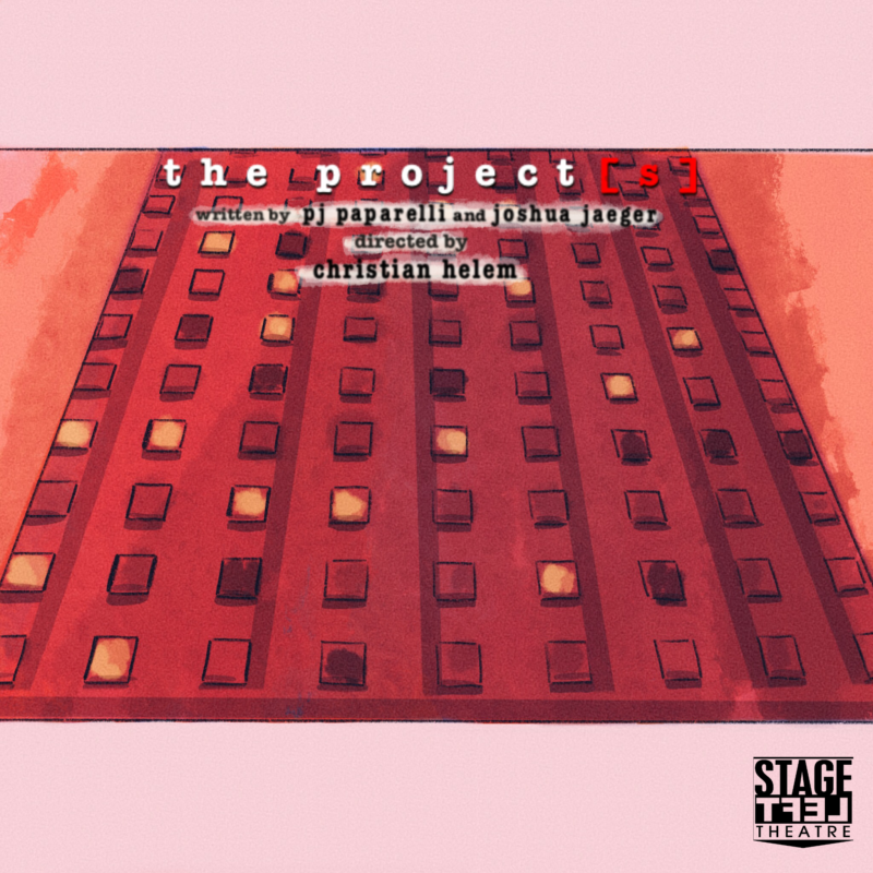 Live online production of the documentary play 'The Project(s)'