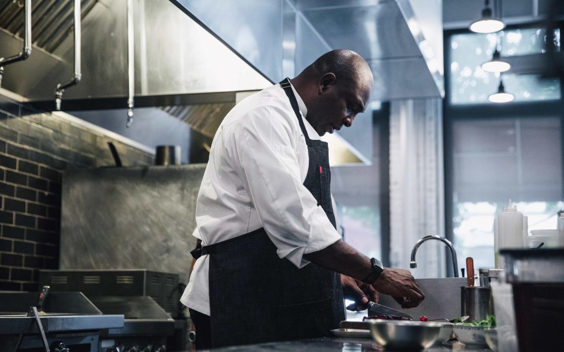Black Chefs – Erick Williams of Virtue Chicago