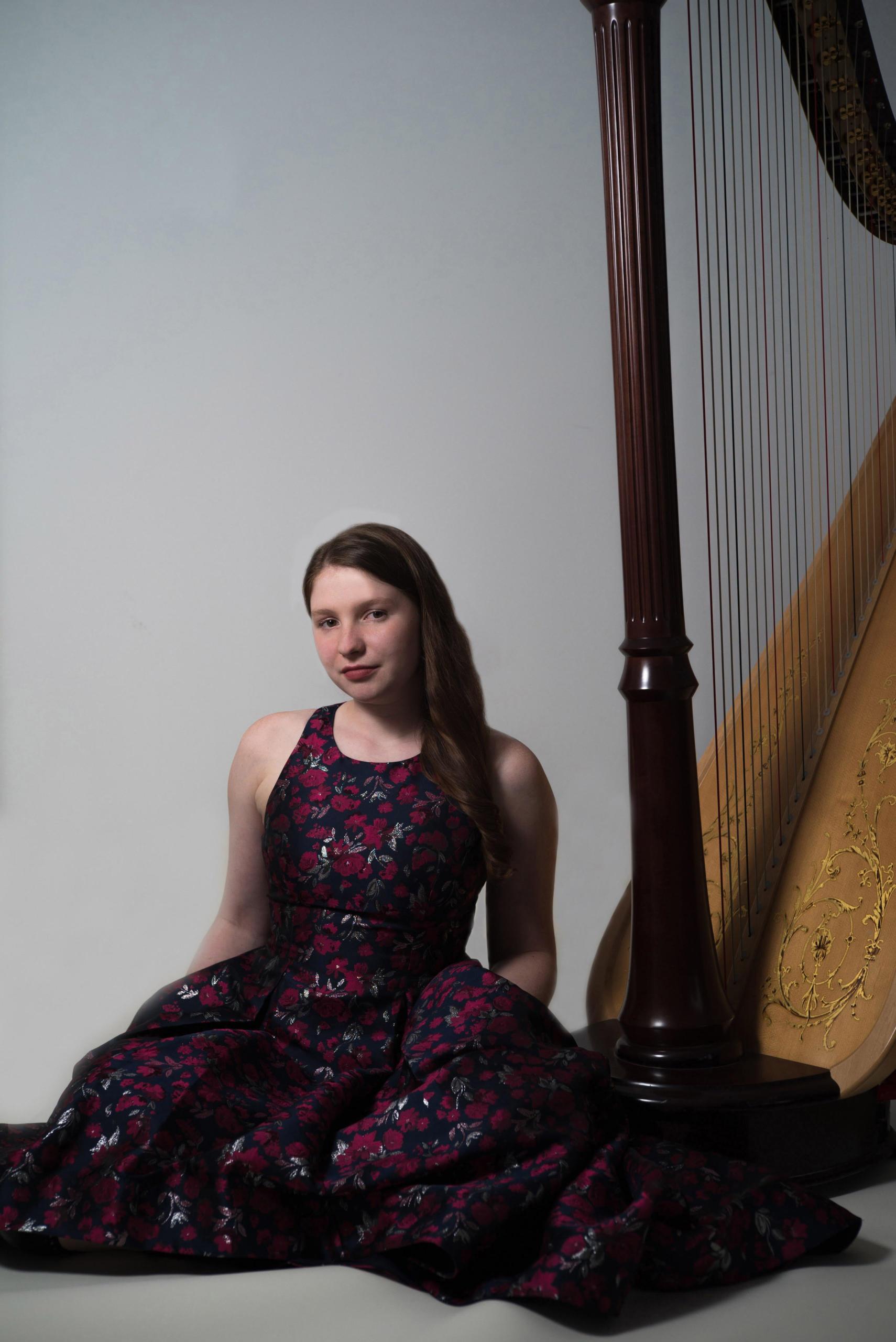Dame Myra Hess Memorial Concerts | Eleanor Kirk, Harp