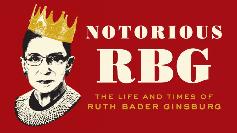Virtual Tour of Notorious RBG: The Life and Times of Ruth Bader Ginsburg