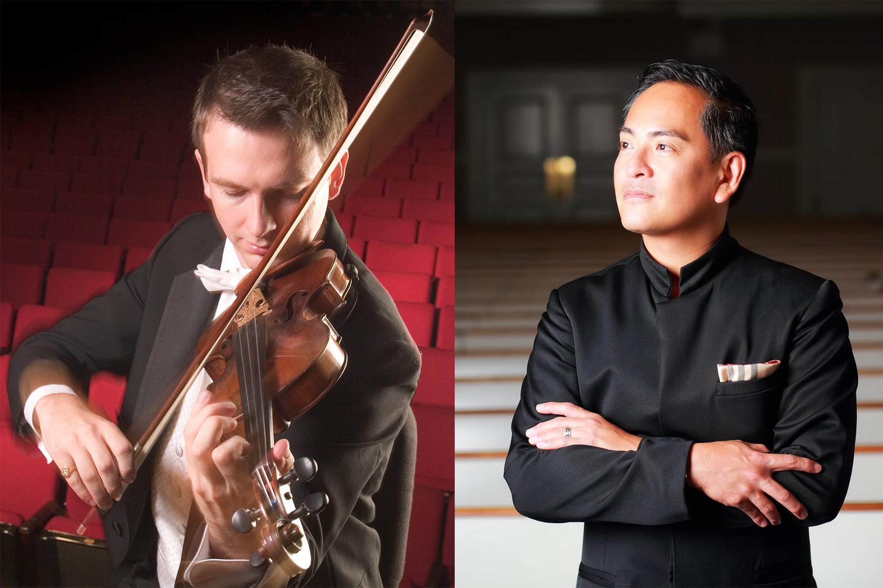 Dame Myra Hess Memorial Concerts   John Macfarlane, Violin And Victor Asunción, Piano