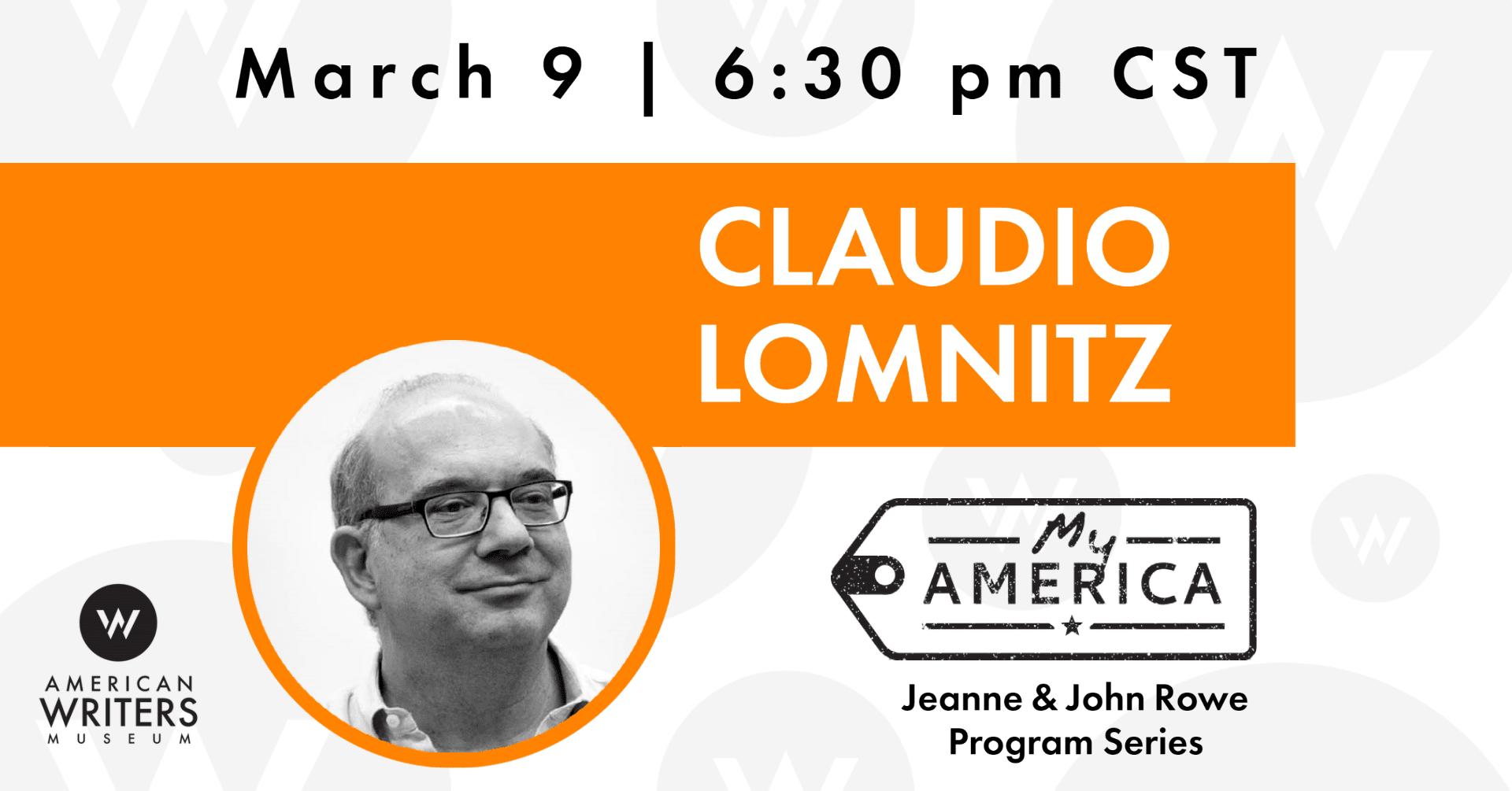 My America: Claudio Lomnitz