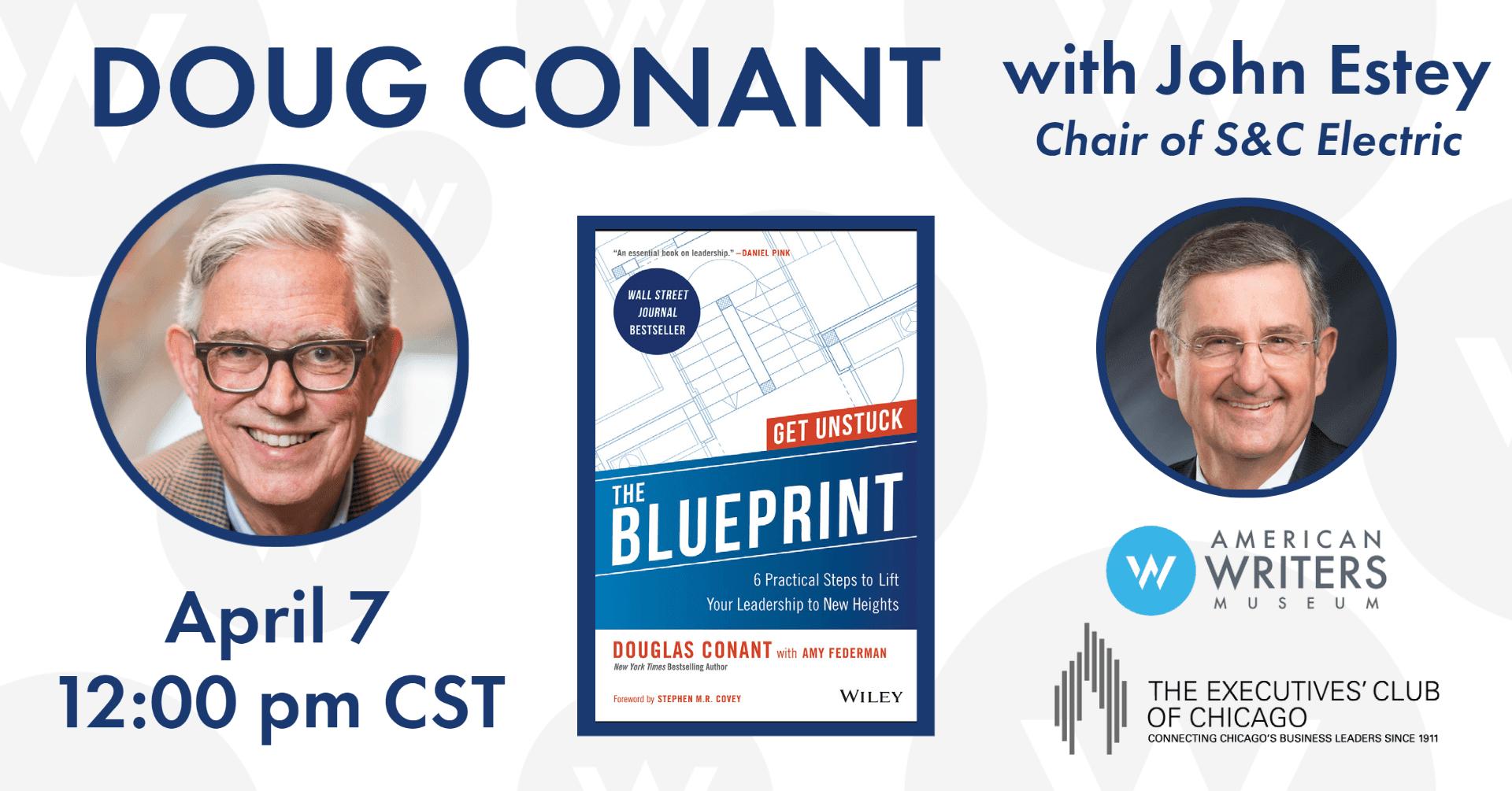 Doug Conant: The Blueprint