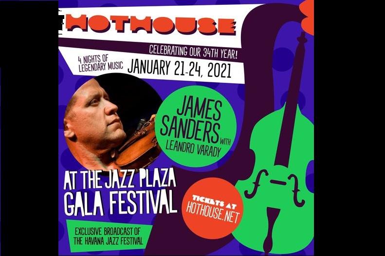 Jazz Plaza: HotHouse Meets Havana