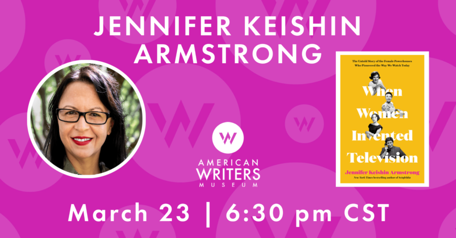 Jennifer Keishin Armstrong: When Women Invented Television