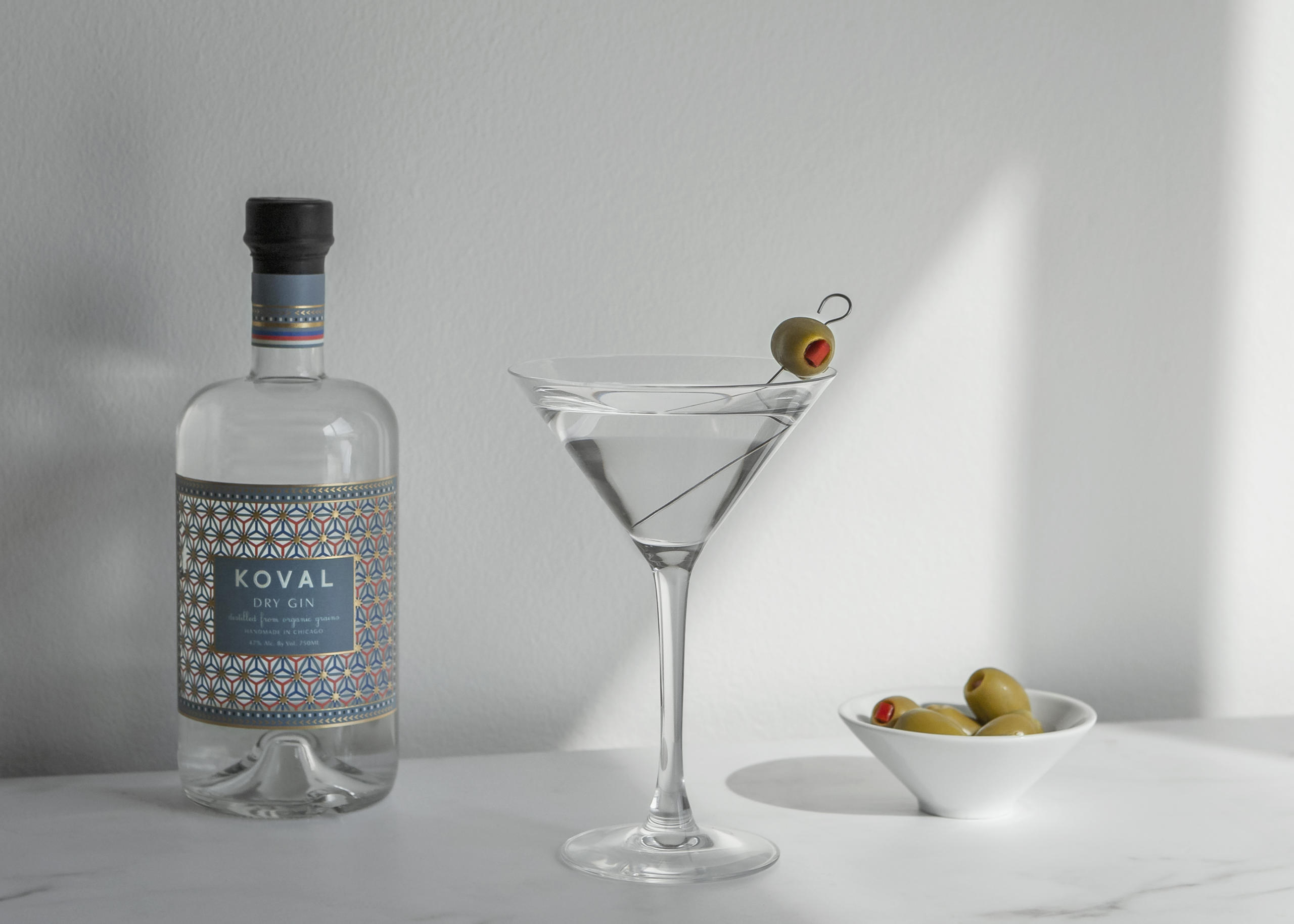 KOVAL Virtual Prohibition Era Cocktail Class