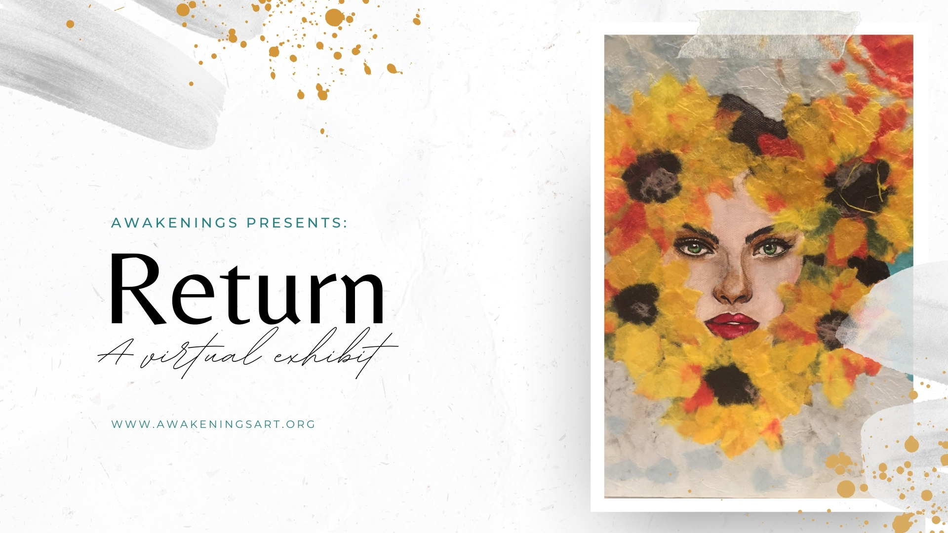 Return: A New Virtual Art Exhibit