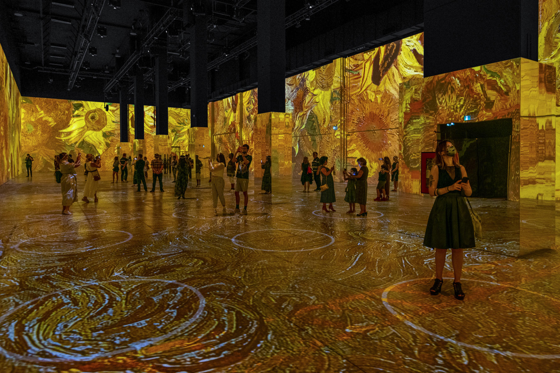 Get your tickets now for this immersive Van Gogh exhibit