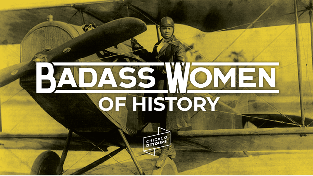Badass Women of History Virtual Tour