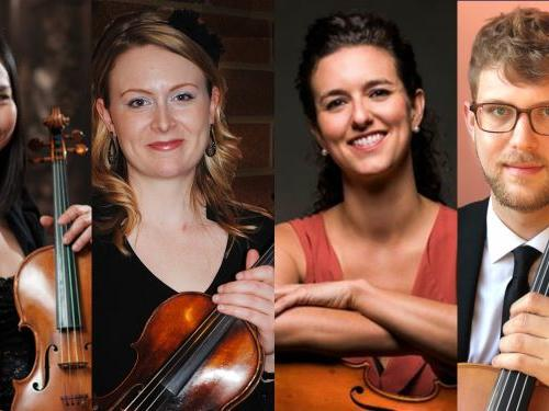 Dame Myra Hess Memorial Concerts | Illinois Philharmonic Orchestra String Quartet
