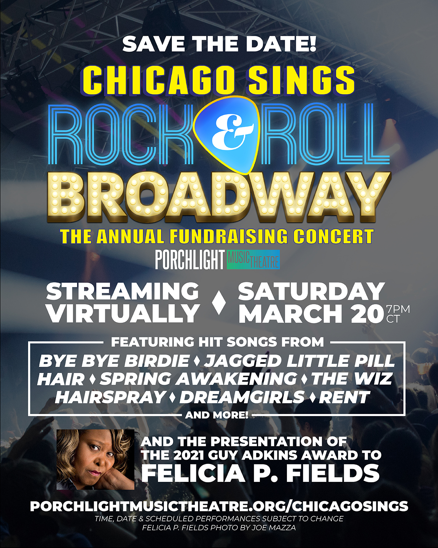 Chicago Sings Rock & Roll Broadway