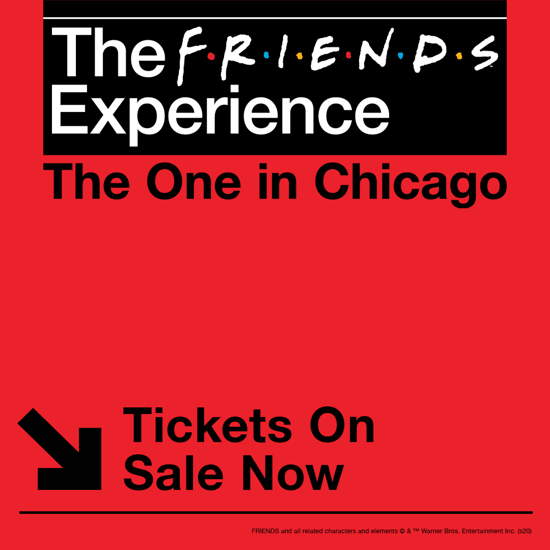 The FRIENDS Experience: The One in Chicago