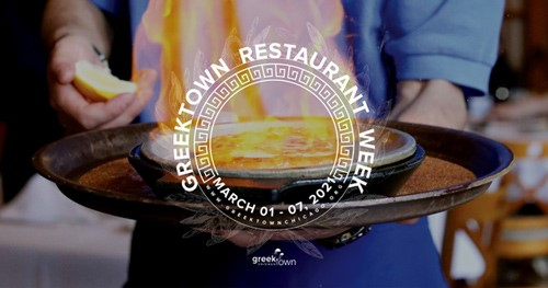 Greektown Restaurant Week