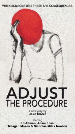 Adjust the Procedure