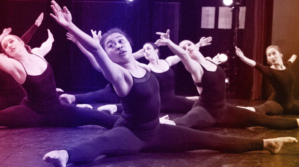 Loyola University Chicago's Spring Dance Informance