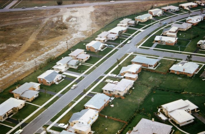 Virtual Discussion: Becoming the 'Burbs