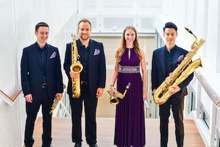 Dame Myra Hess Memorial Concerts | Colere Quartet