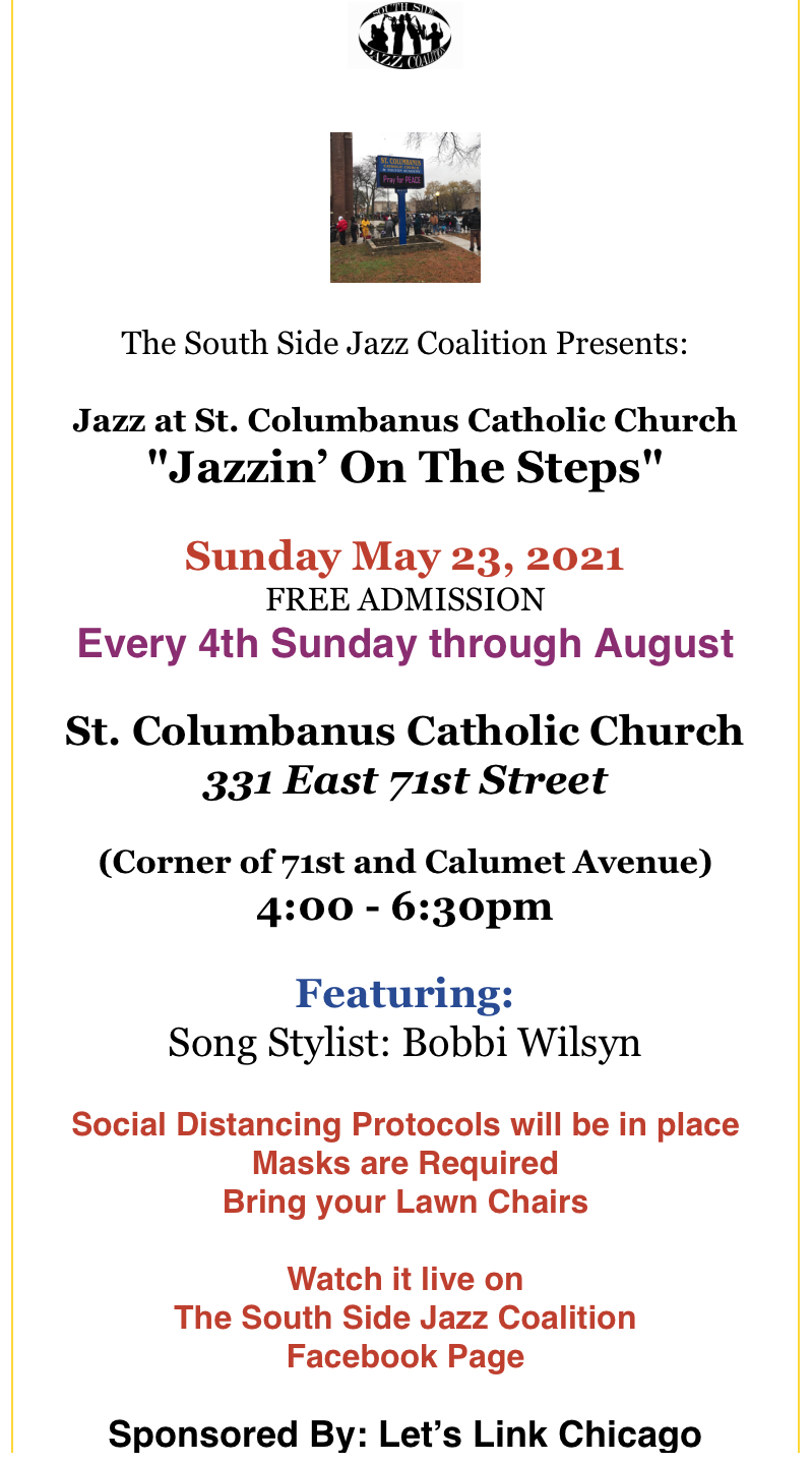 Jazzin' On The Steps