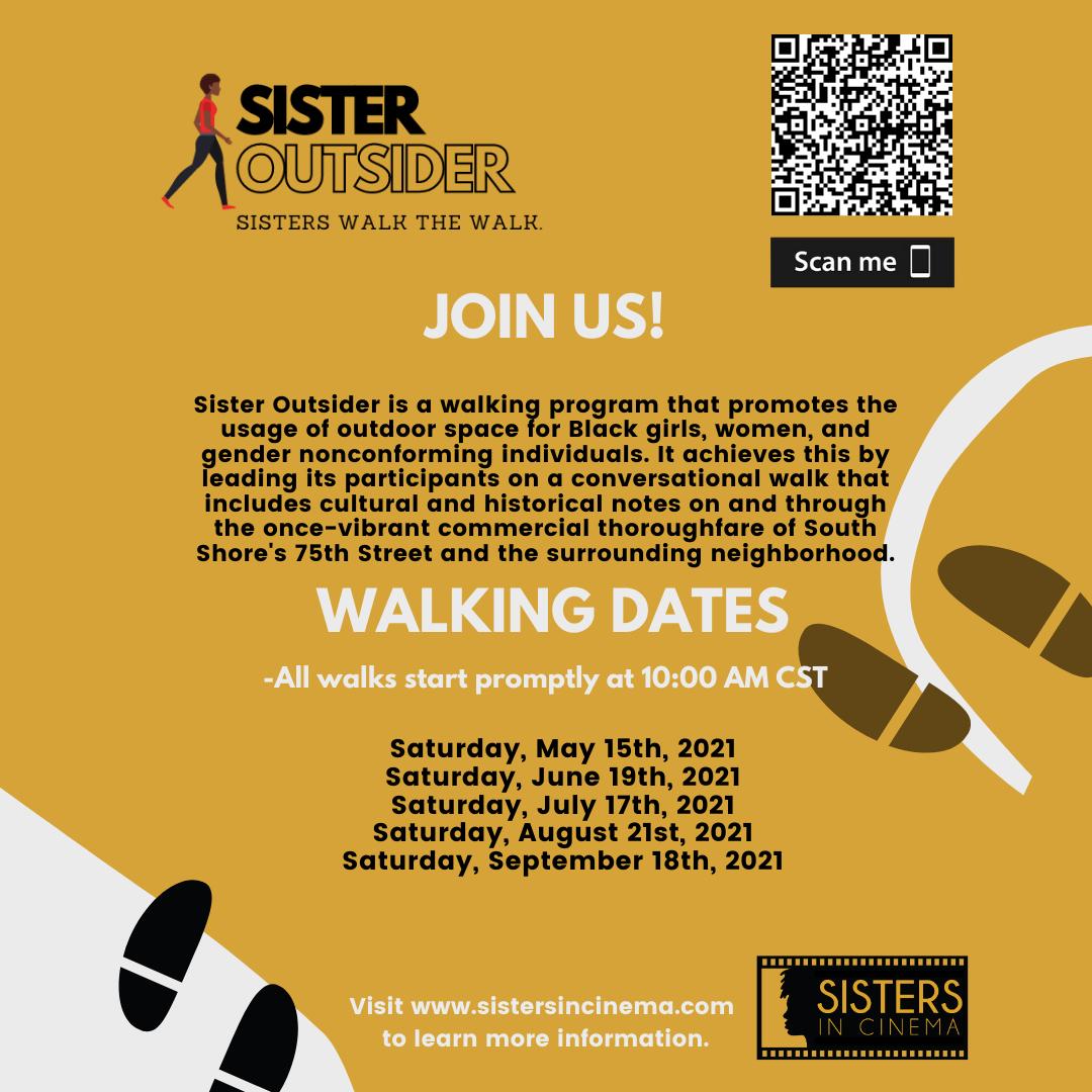 Sister Outsider Flyer