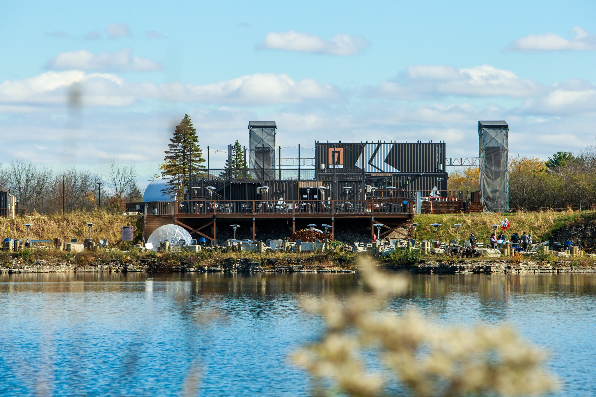 Mother's Day Brunch at The Forge: Lemont Quarries