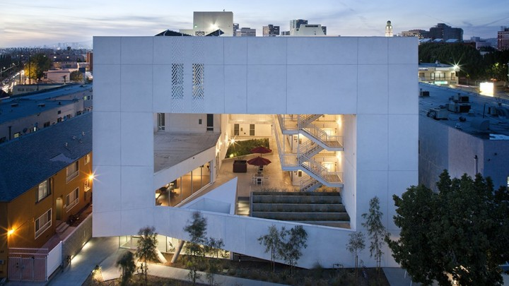Architect Talk: Lawrence Scarpa With Planning Commissioner Maurice Cox