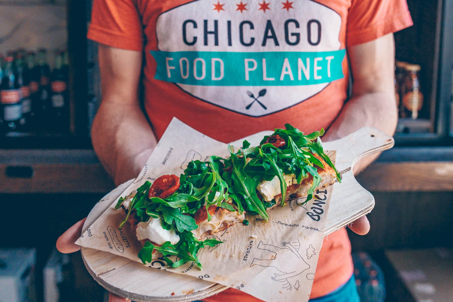 Gateway to the West Loop Food Tour