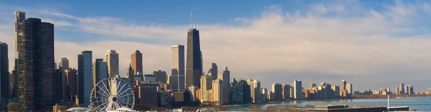 Chicago Navy Pier 1920×500