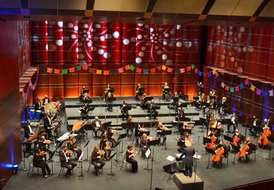 """New Philharmonic: """"A Salute to Frida"""""""
