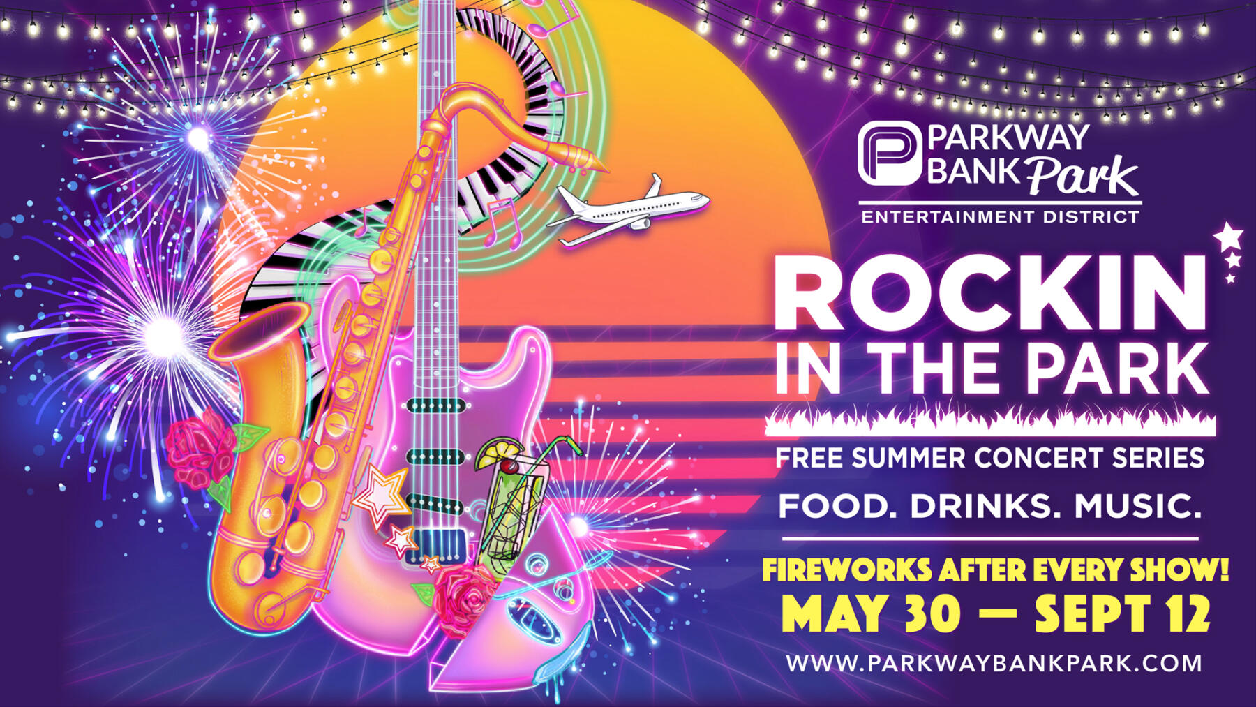 Rockin in the Park Event Listing Image