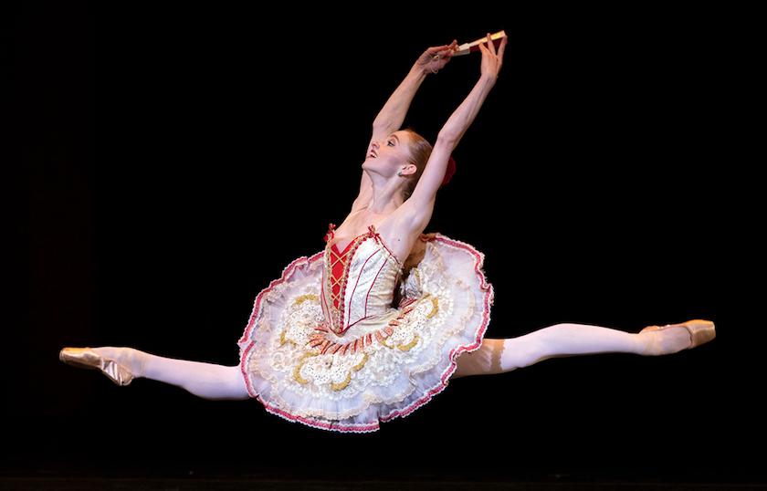 Ballet Dancer ABT Across America (1)