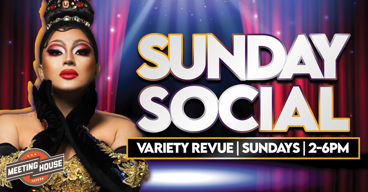 Sunday Social: Drag & Burlesque