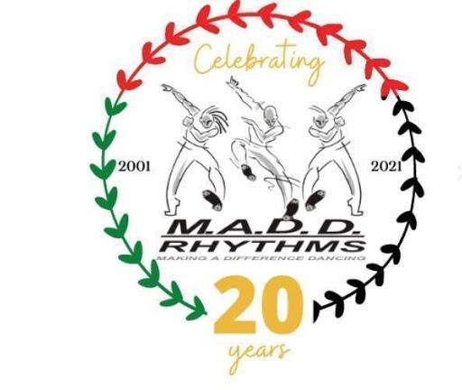 M.A.D.D. Rhythms June Dance Performances and Events