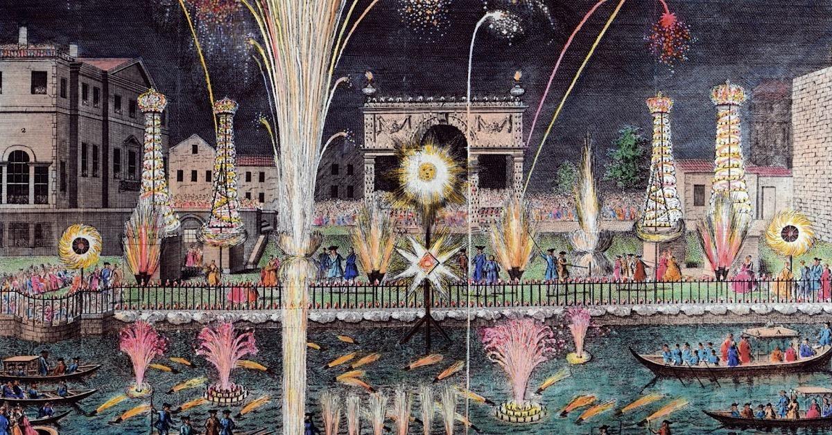 Baroque Fireworks