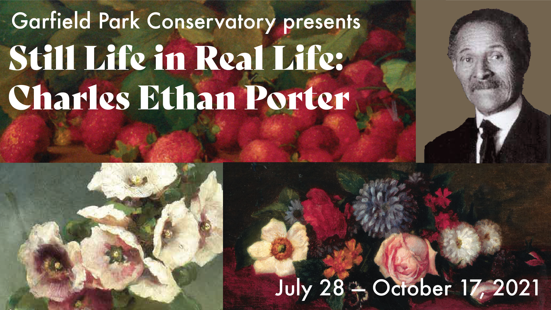 Still Life in Real Life: Charles Ethan Porter