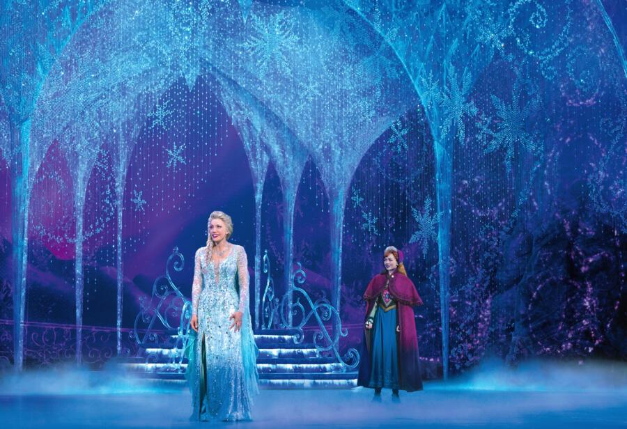 Frozen, North American Tour