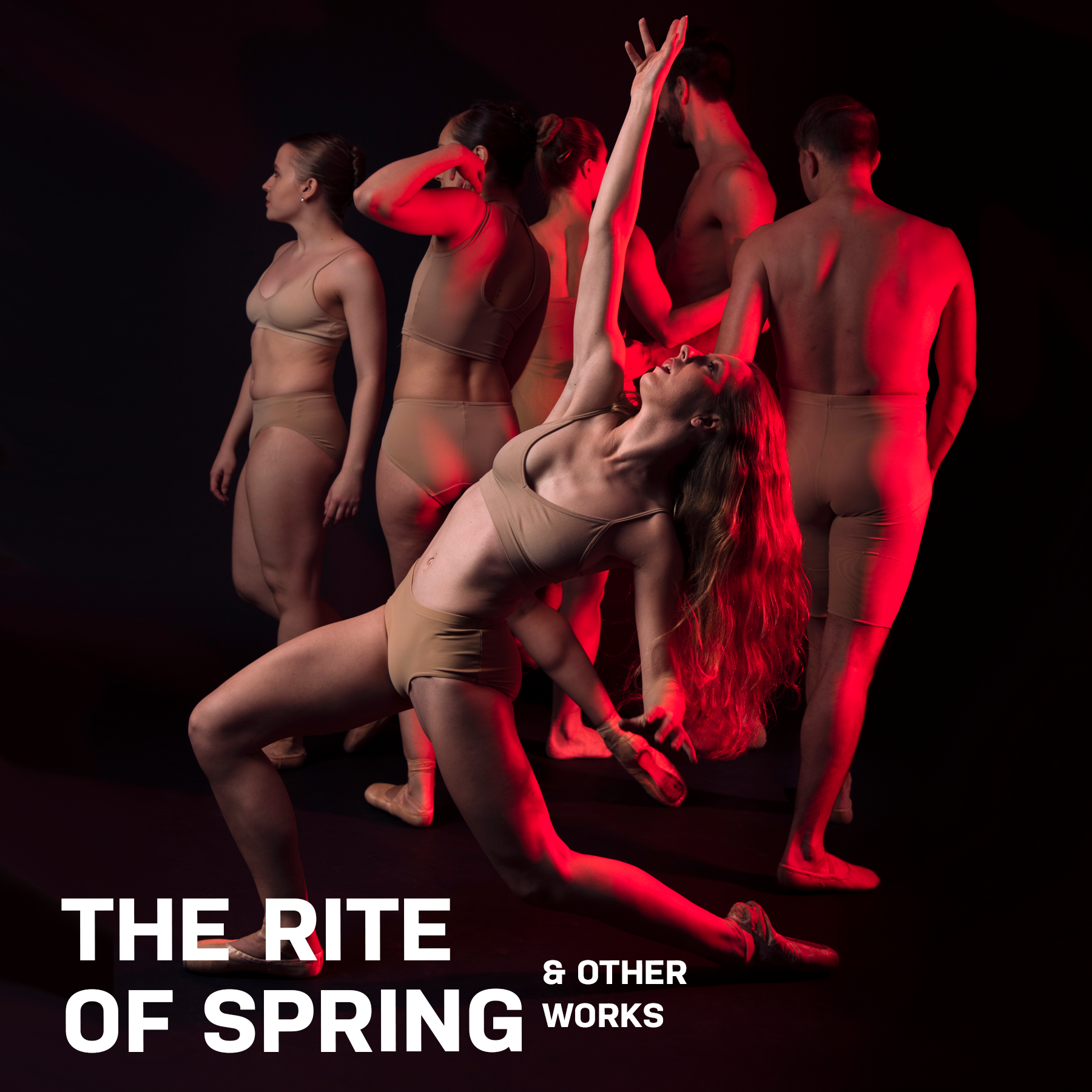 Chicago Repertory Ballet Performance