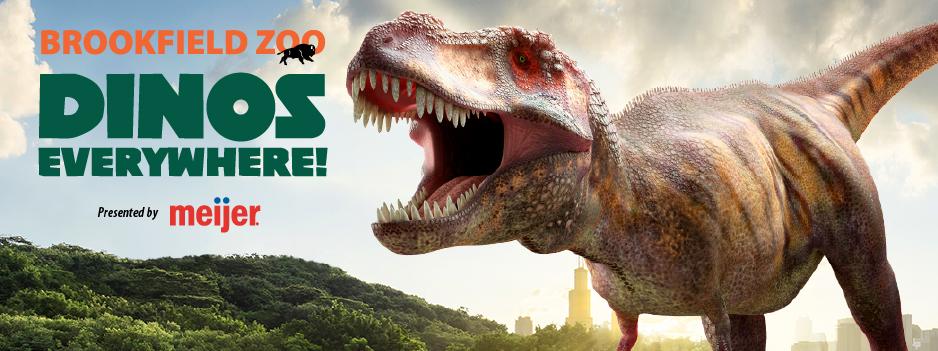 Dinos Everywhere!