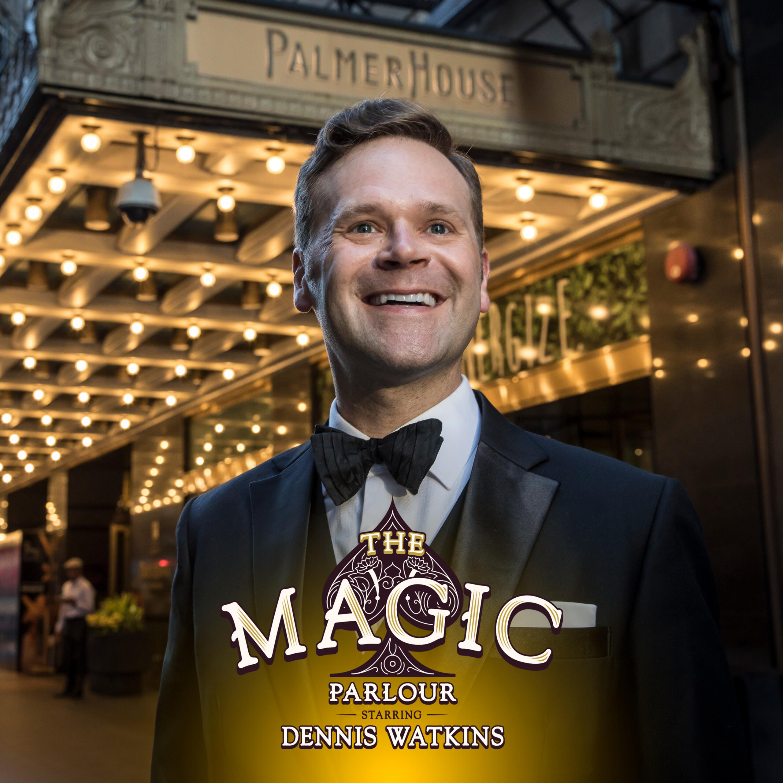 Dennis Watkins' The Magic Parlour
