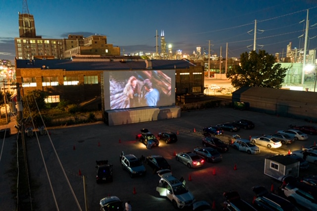 ChiTown Movies Drive-In Theatre