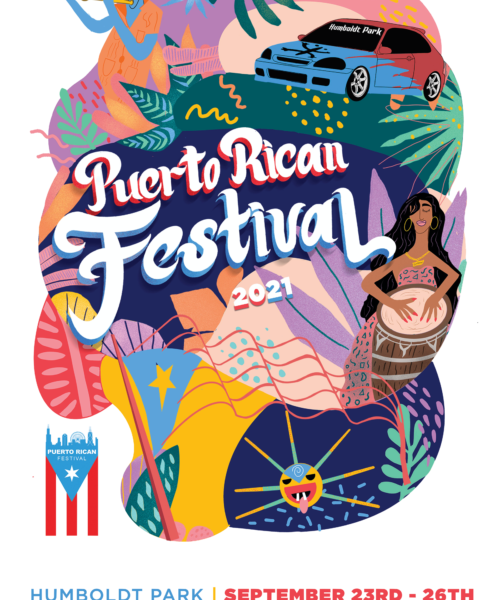 2021 Puerto Rican Festival of Chicago
