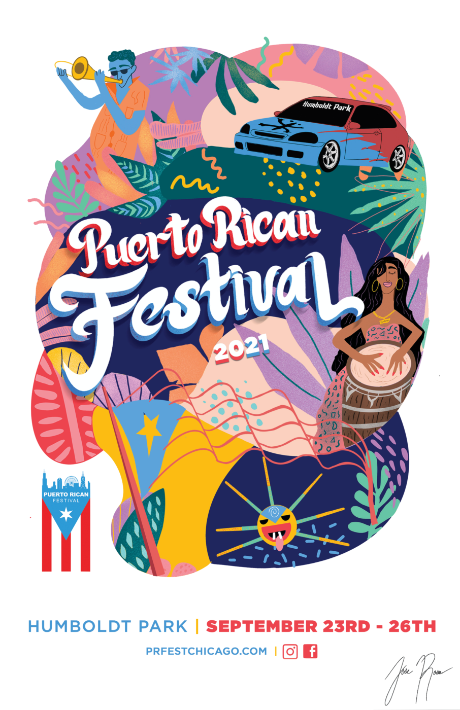 Puerto Rican Festival of Chicago 2021