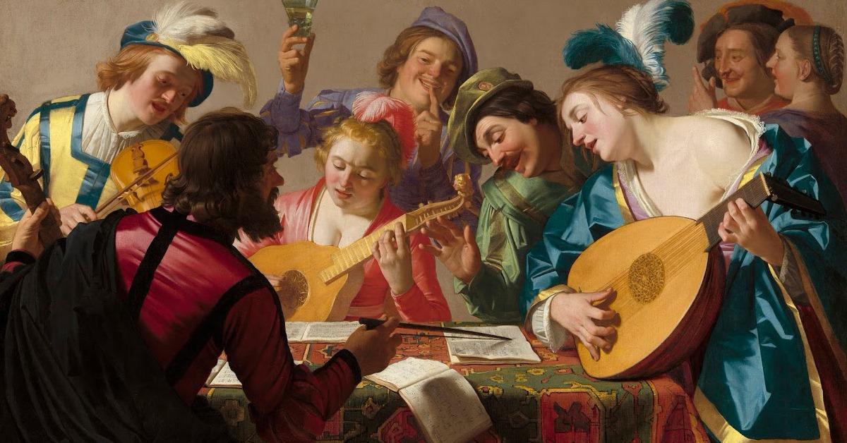 Vivaldi and Friends